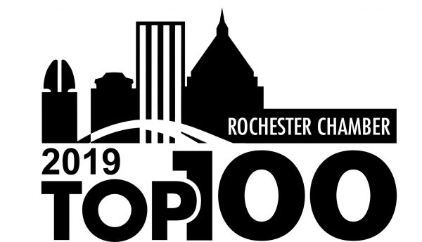 2019 Rochester Chamber of Commerce Top 100